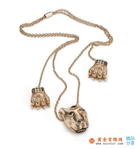 戴上珠宝释放你的狂野本能-创意珠宝
