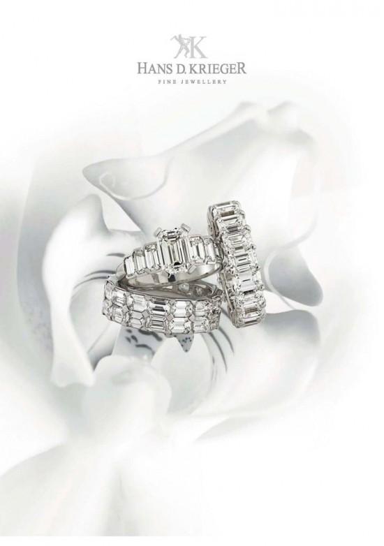 Hans D. Krieger珠宝:纯粹宝石