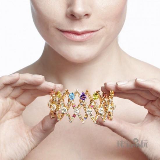 James Ganh:多功能性珠宝