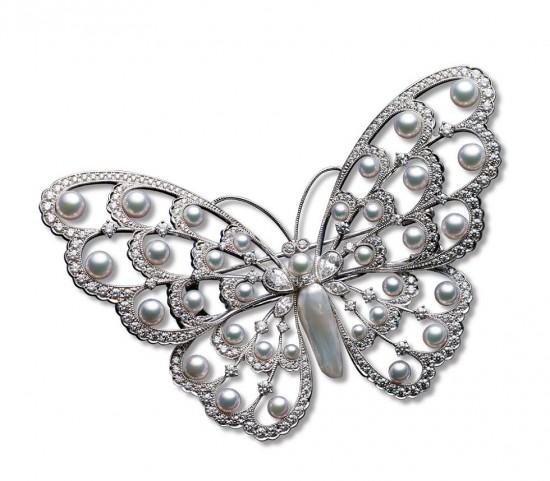 御木本(Mikimoto):百年辉映的珍珠光芒