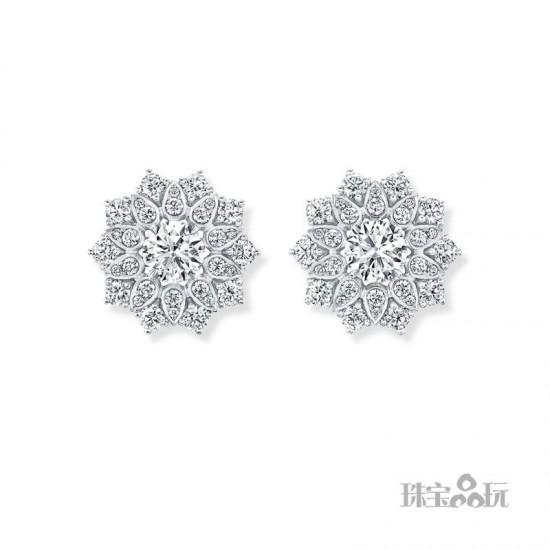 Harry Winston:君子之花-创意珠宝