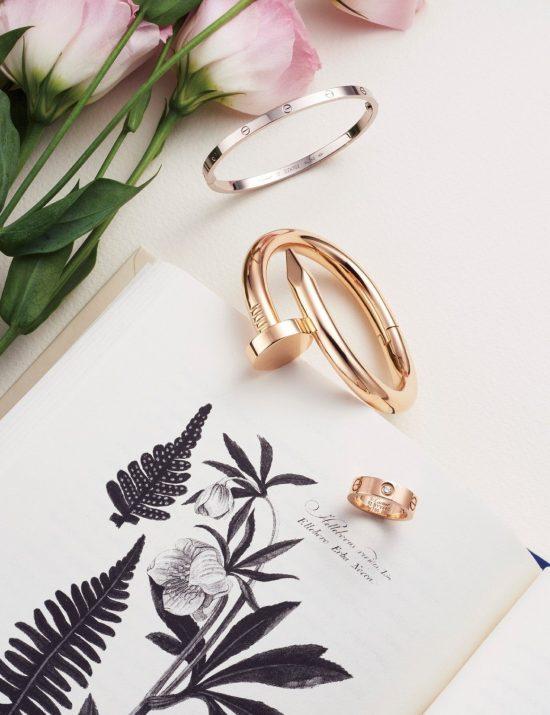 卡地亚以爱之名用珠宝铭刻永恒真爱-珠宝首饰展示图【行业经典】