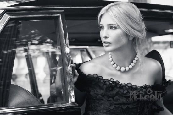 Ivanka Trump Fine Jewelry:珠宝最摩登