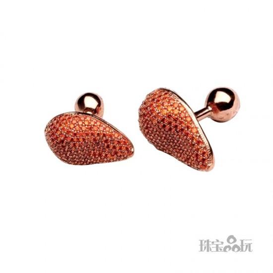 BEGÜM KHAN袖扣:男人腕间的别样风情-创意珠宝