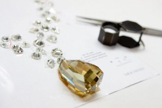 身价非凡!Mouawad全球最昂贵的黄钻项链