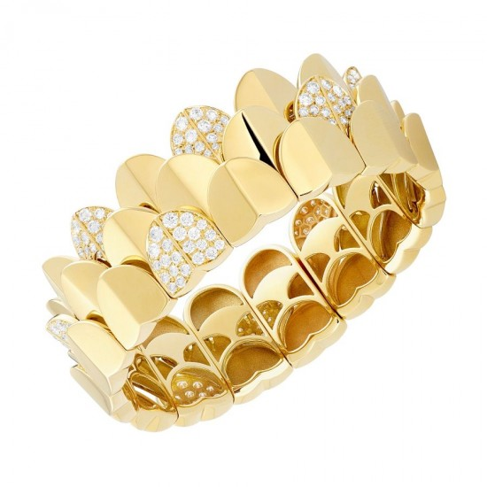 金光粼粼!FRED打造Une Ile d'or珠宝系列