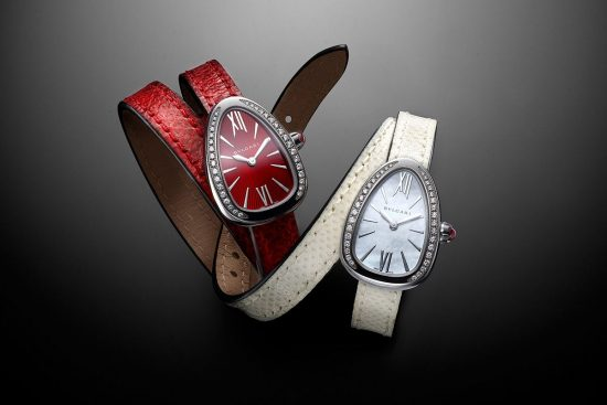 扭转你的时间观念 Bulgari为你打造独一无二的SERPENTI腕表-珠宝首饰展示图【行业经典】