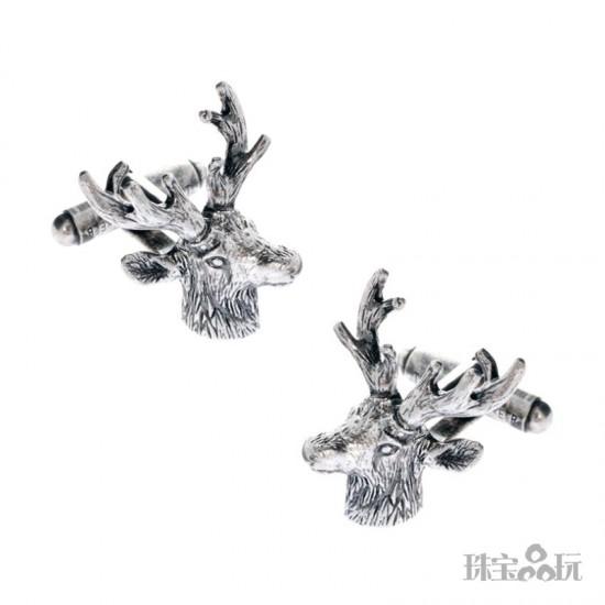 父亲节感恩好礼 珠宝品玩甄选男士袖扣32款-创意珠宝