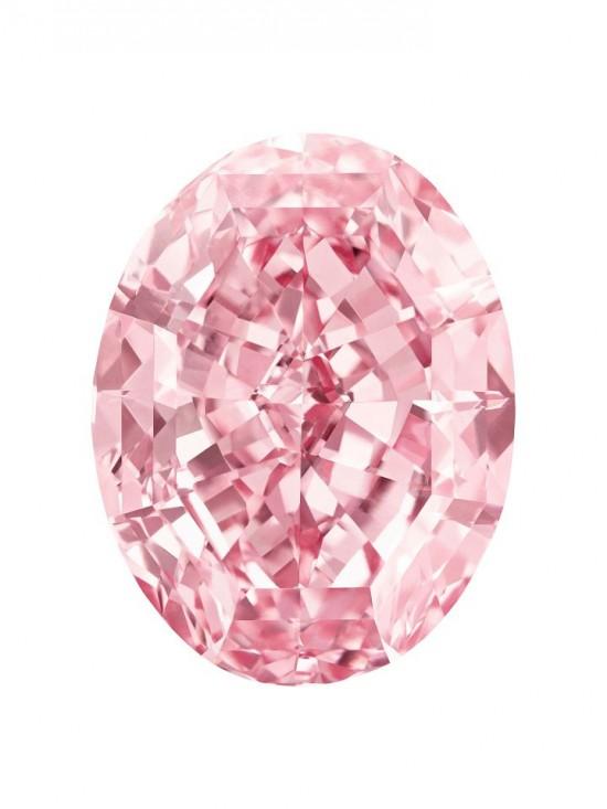 粉红之星(The Pink Star)-珠宝首饰展示图【行业经典】