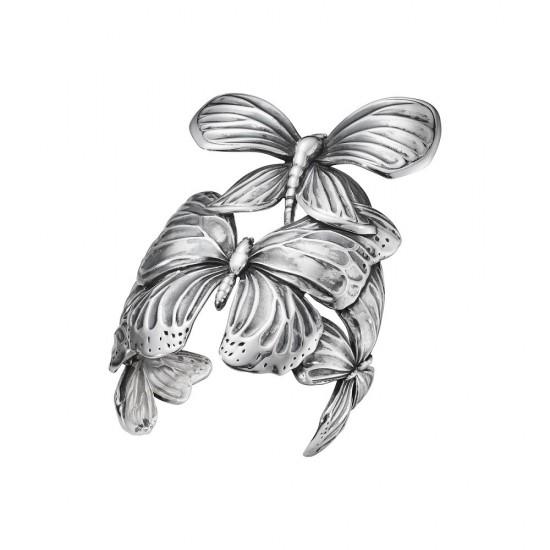 乔治杰生(Georg Jensen):蝴蝶飞舞-创意珠宝