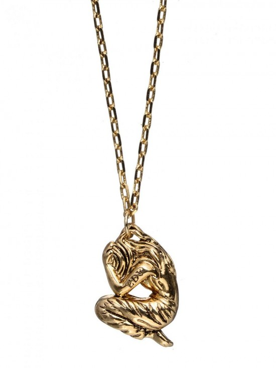 Solange Azagury-Partridge:用珠宝对家暴说不!-创意珠宝
