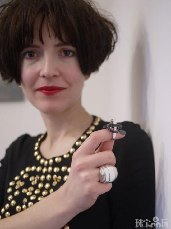汉娜•马丁(Hannah Martin):会被女朋友偷走的男士珠宝-品牌感人故事
