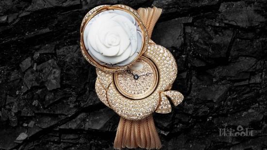 璀璨背后的神秘表盘-珠宝首饰展示图【行业经典】