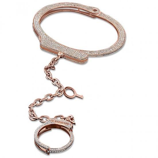 Jacob & Co.爱情手铐-创意珠宝