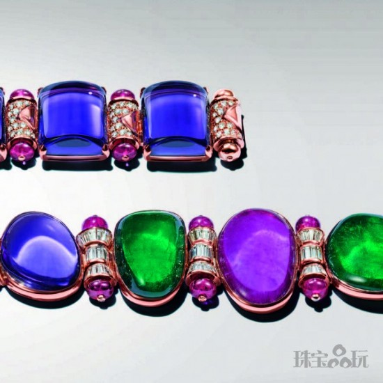 探索宝石之路 BVLGARI珠宝世家奢华香氛系列