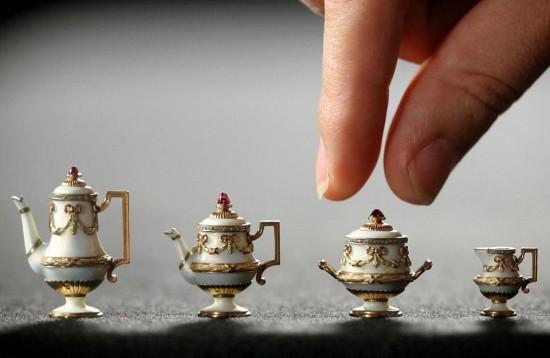 "Fabergé的皇室""血统""-品牌感人故事"