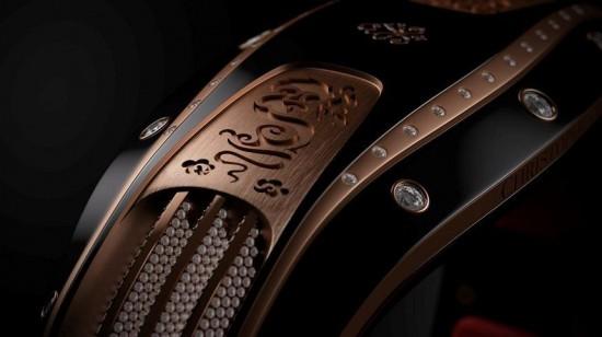 宾尼法利纳 x Christophe&Co合作推出高端科技手镯-创意珠宝