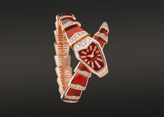散发异国风情 宝格丽(Bulgari)全新Serpenti系列珠宝腕表-珠宝首饰展示图【行业经典】
