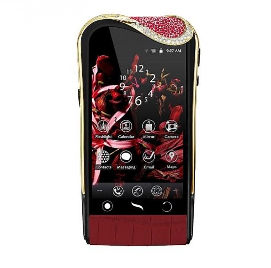 Savelli X Gemfields再度携手推出红宝石限量版手机