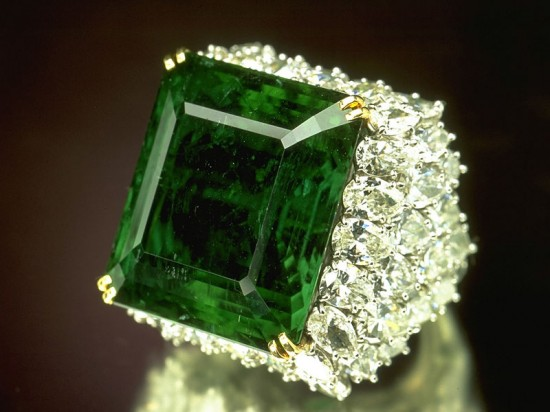 祖母绿(Emerald)-珠宝首饰展示图【行业经典】
