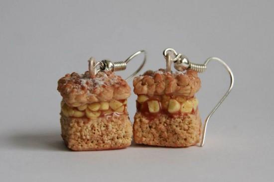 """可以""""以假乱真""""的甜品首饰-创意珠宝"""