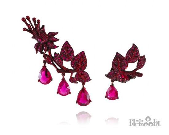 Lydia Courteille:《红色女皇》The Scarlet Empress