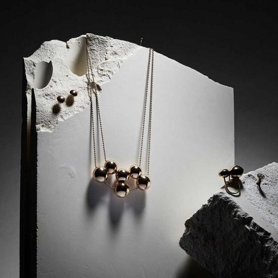 Mara Irsara几何图形珠宝 打造简约之美-创意珠宝
