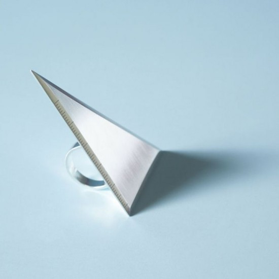 独特思维 来自建筑师的珠宝设计-创意珠宝