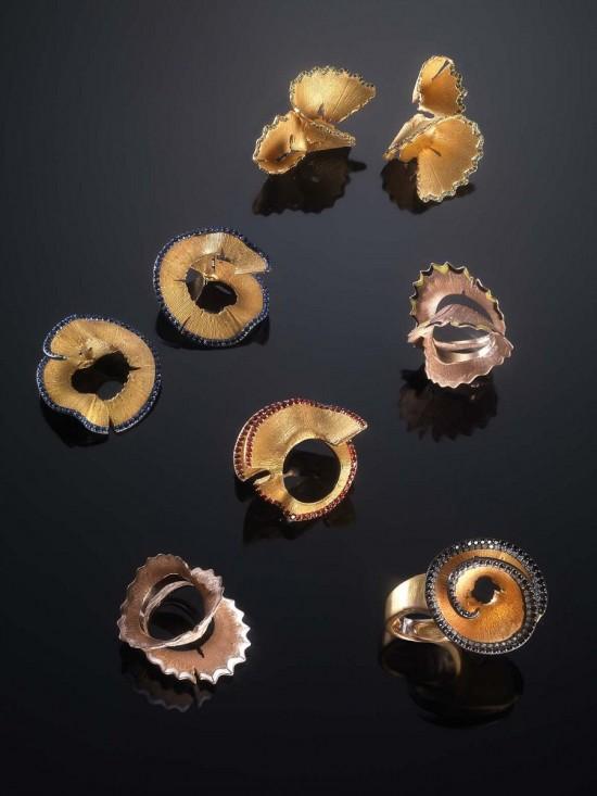 平凡中的与众不同 Luz Camino铅笔屑珠宝