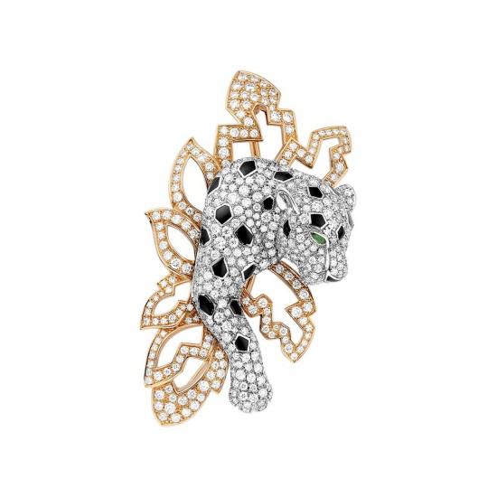 卡地亚(Cartier)SIHH 2015美洲豹珠宝腕表
