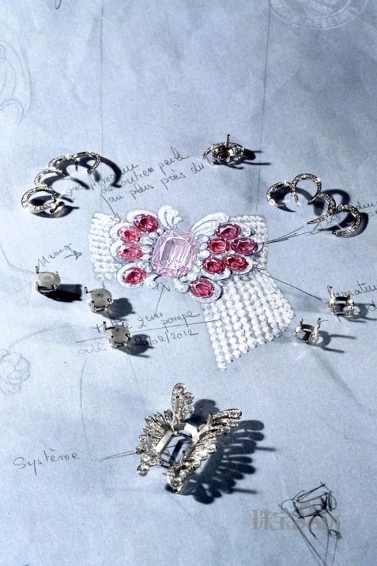 珠宝诞生记:卡地亚(Cartier)-品牌感人故事