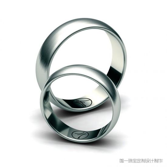 掌纹戒指:镌刻命运之线
