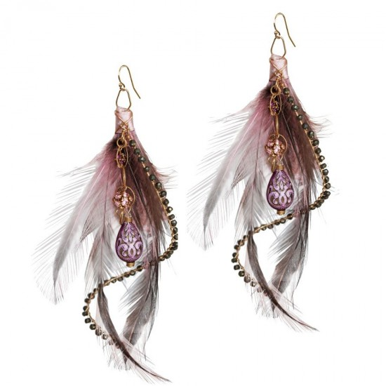 RALUCCA:羽毛饰品