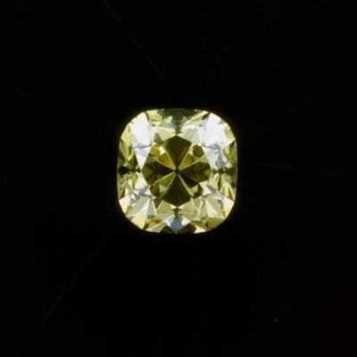世界第七大切割钻石:戴比尔斯(De Beers Diamond)-珠宝首饰展示图【行业经典】