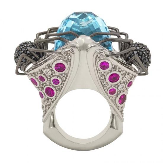 Atelier Swarovski:珠宝花园-创意珠宝