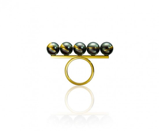 TASAKI打造平衡之美-创意珠宝