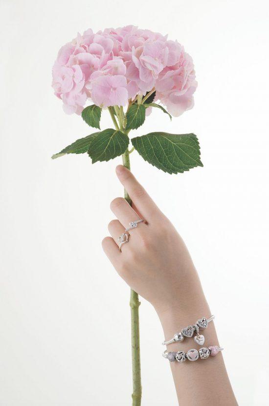 来自丹麦的丘比特!潘多拉2017情人节系列-时尚珠宝设计【行业顶级】