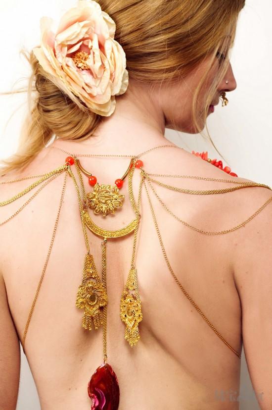 Body Jewelry:性感珠宝