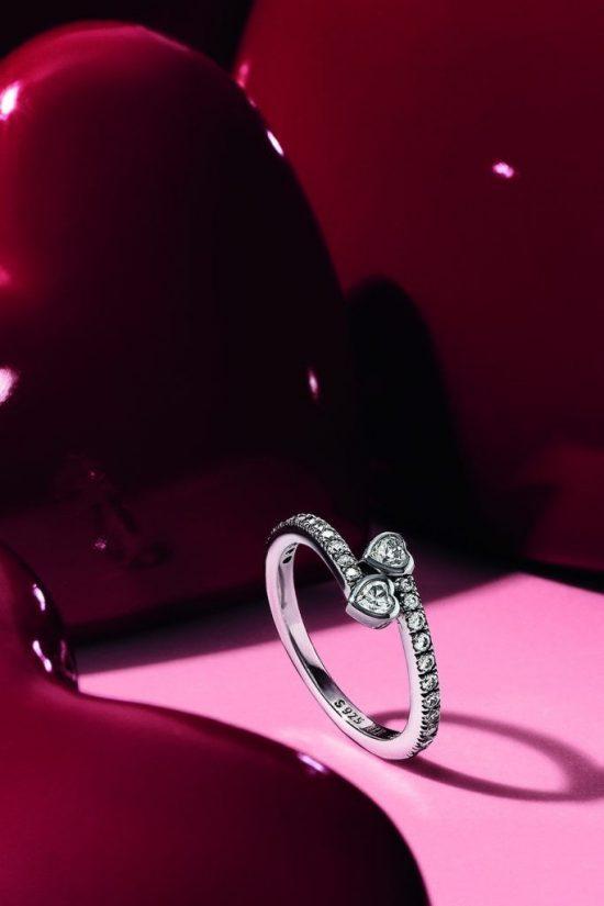 PANDORA 2017年情人节系列 演绎不同层次的爱-时尚珠宝设计【行业顶级】