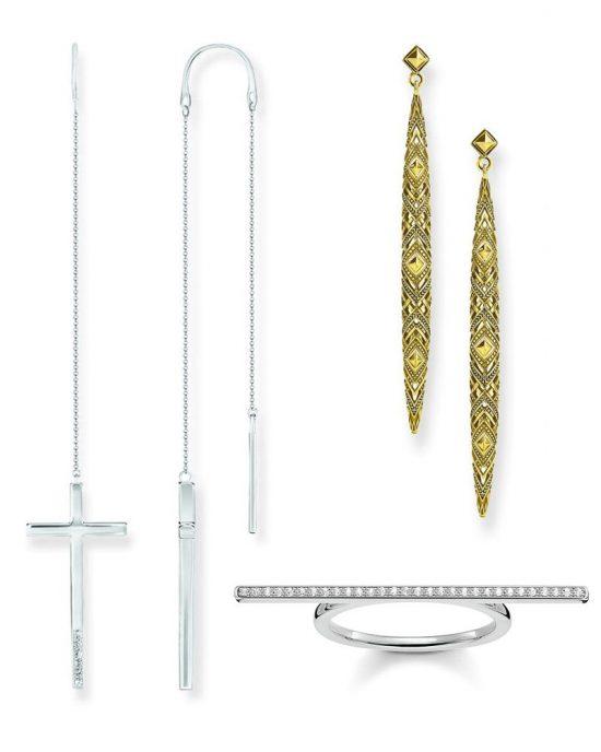 时尚宣言 THOMAS SABO发布2017春夏新品-时尚珠宝设计【行业顶级】