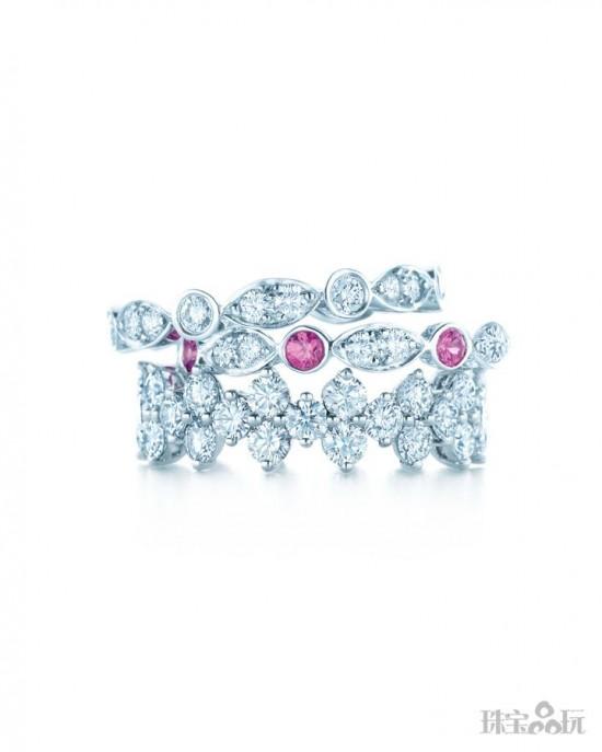 套戒:指尖上的个性-创意珠宝