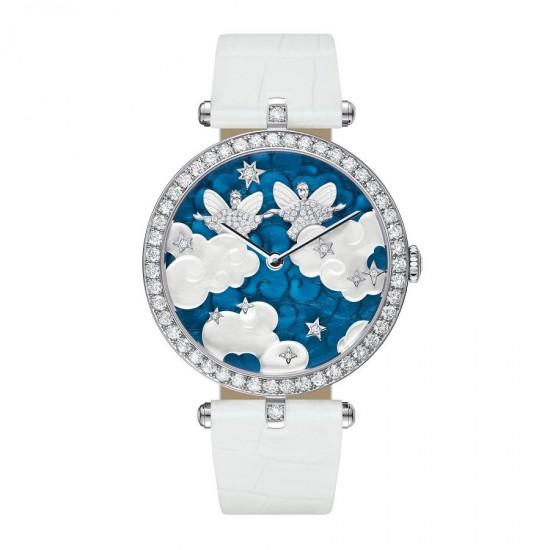 梵克雅宝(Van Cleef & Arpels)打造星座国度-珠宝首饰展示图【行业经典】