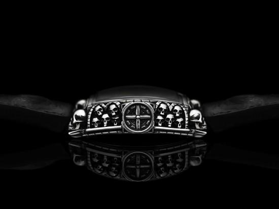DANIEL STROM:生命有限 把握当下-珠宝首饰展示图【行业经典】