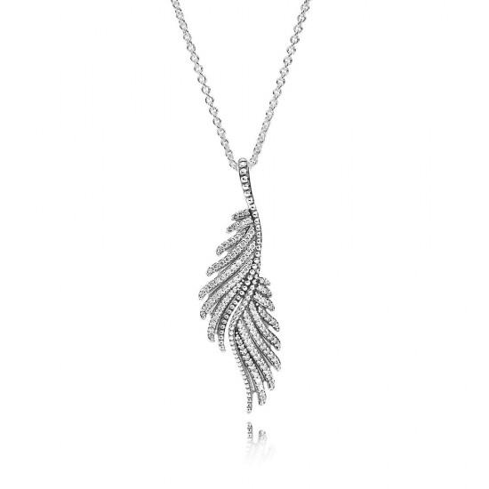 凤凰传奇 PANDORA全新Majestic Feathers系列-时尚珠宝设计【行业顶级】