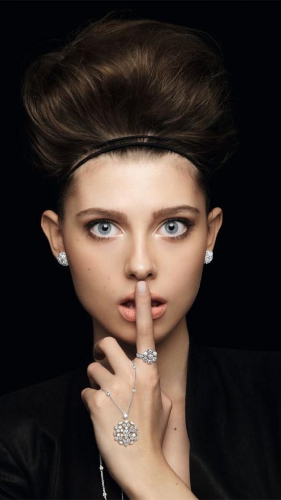 女人爱钻石-珠宝首饰展示图【行业经典】