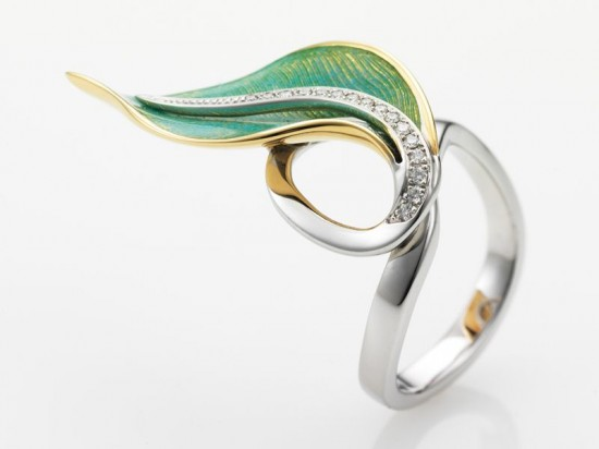 Victor Mayer:用珠宝雕琢永恒-珠宝首饰展示图【行业经典】