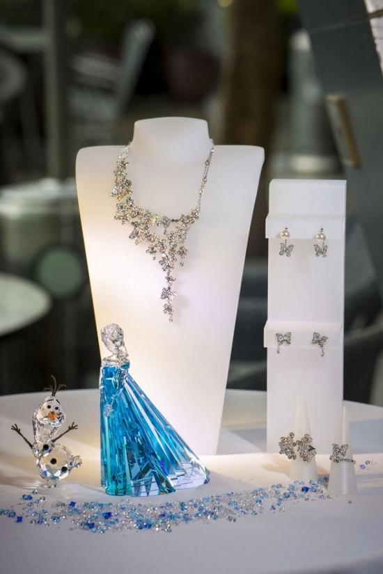 施华洛世奇(Swarovski):冰雪奇缘-时尚珠宝设计【行业顶级】