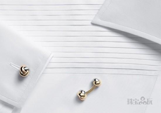 袖扣:熟男品味-珠宝首饰展示图【行业经典】