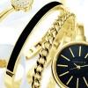 时尚万变 Anne Klein推出层叠式腕表