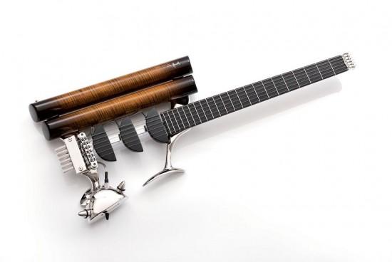 Ulrich Teuffel:Birdfish手工电吉他